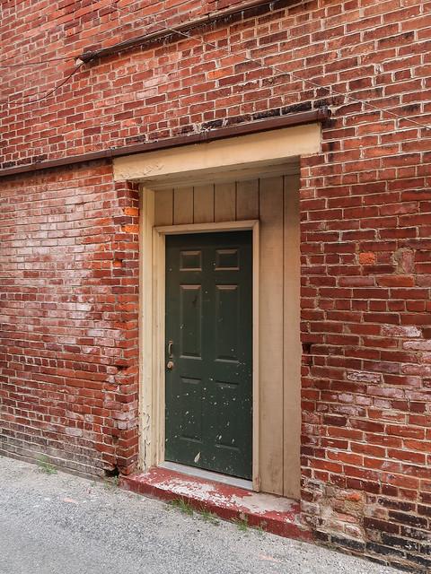 Good door.