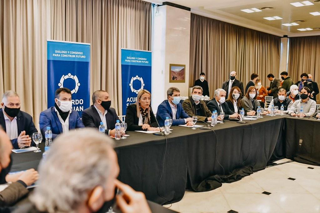 2020-067-01 PRENSA - Acuerdo San Juan Uñac dio inicio al trabajo de las mesas sectoriales (1)