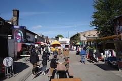 RAW-Flohmarkt Berlin, May 2019