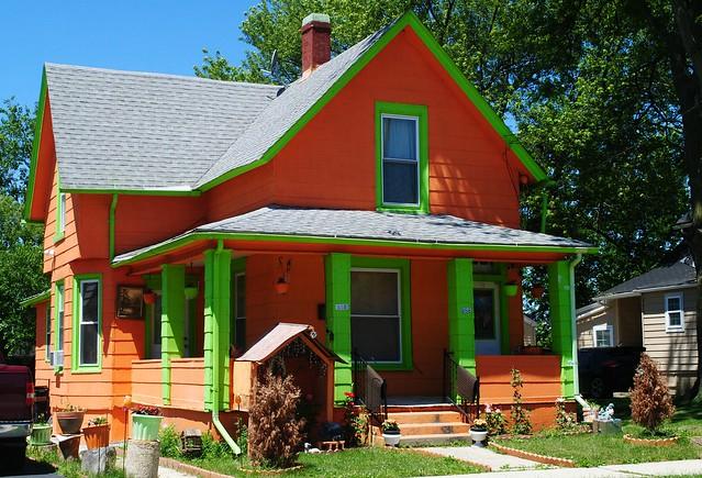 Orange in Elgin, Illinois