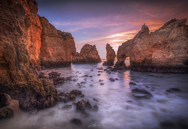 Ponta da Piedade,  Algarve / Portugal