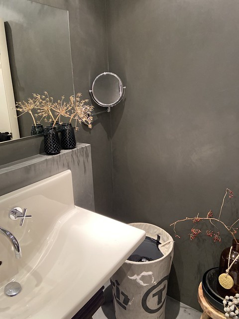 Badkamer landelijk ingericht