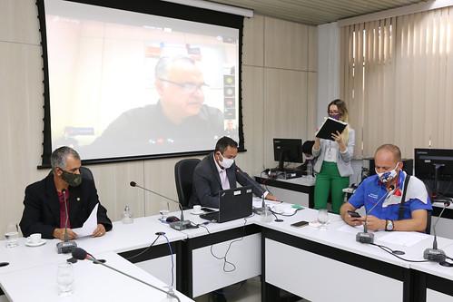 13ª Reunião Ordinária - Comissão de Saúde e Saneamento
