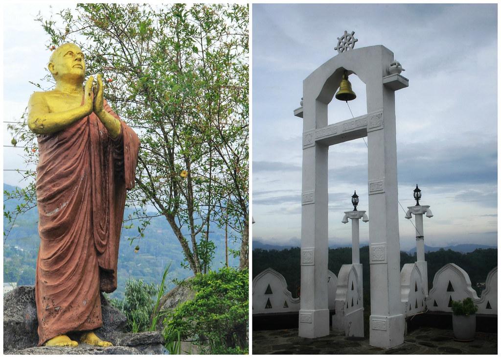 Sri Maha Bodhi Temple, Kandy