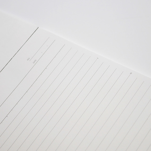 コクヨ レボートパッド U罫 8mm レ-116P KOKUYO Writing Paper RE-116P