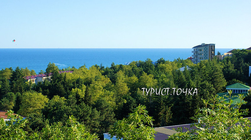 Гостиница Борсаак Ольгинка