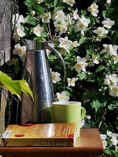Thermos Garden Book © Garten Thermoskanne ©