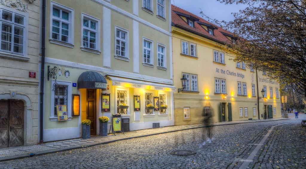 Prague Facade I