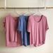 La Boutique Extraordinaire - Majestic Filatures - T-shirts coton et élasthane - 60 €