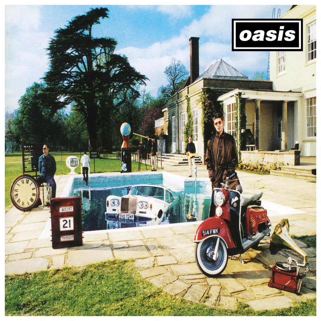 Be Here Now - Oasis | D'You Know What I Mean? My Big Mouth M… | Flickr
