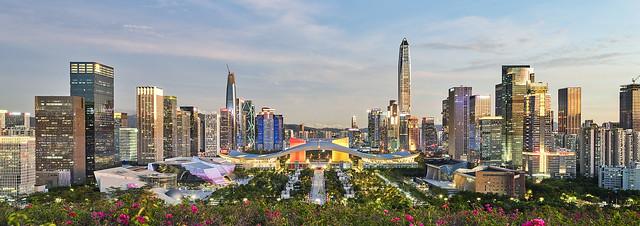 P0002345 Shenzhen Lianhuashan Park 16;9 Crop - 29-Jun-2020