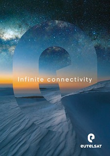 A new corporate identity for Eutelsat  #InfiniteConnectivity | by Eutelsat_SA