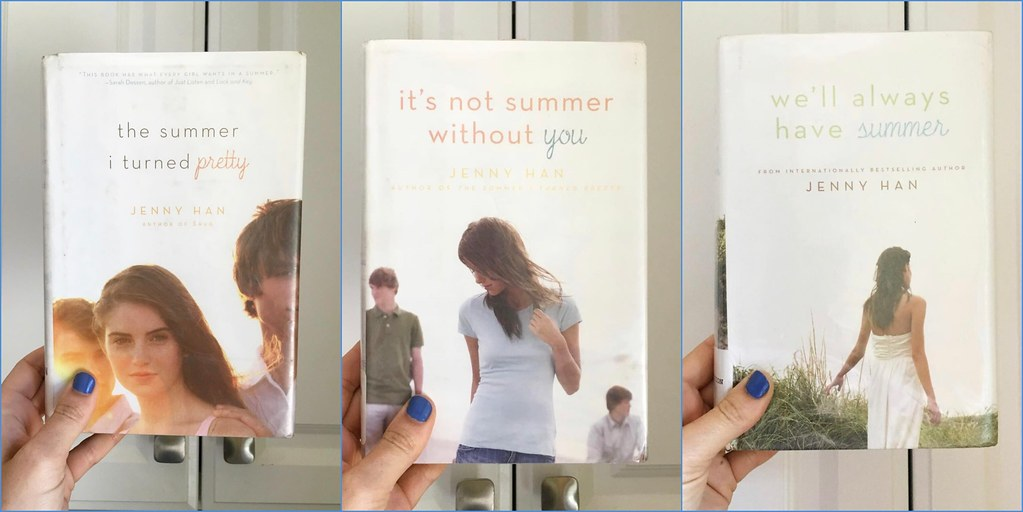 Jenny Han's summer series