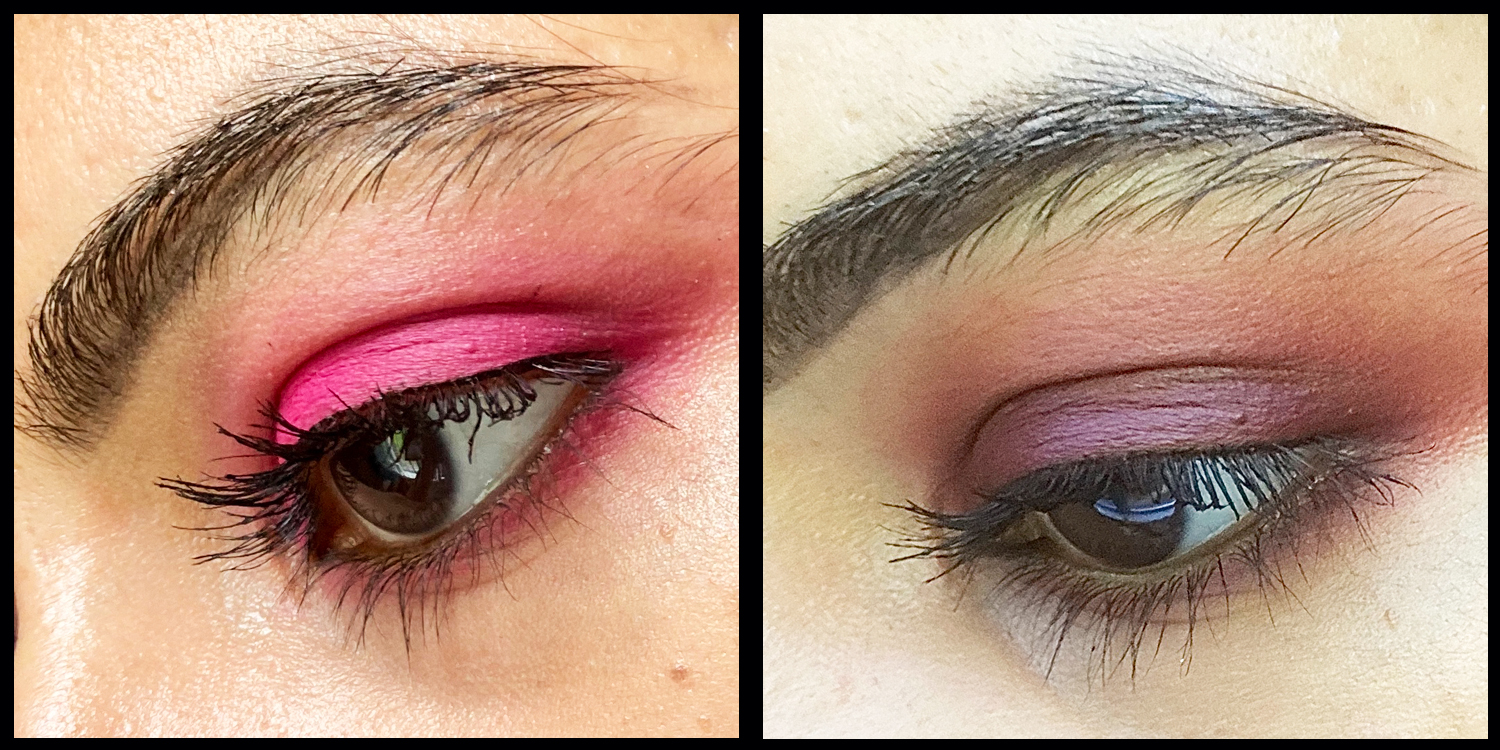 P.Louise Secret Sinner Palette: Review + Swatches + 3 Make Up Looks - 5