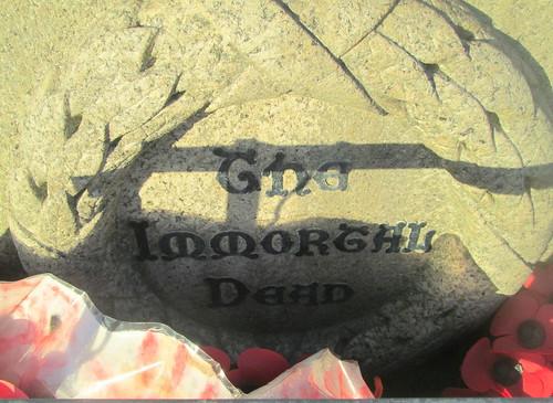 Seaham War Memorial