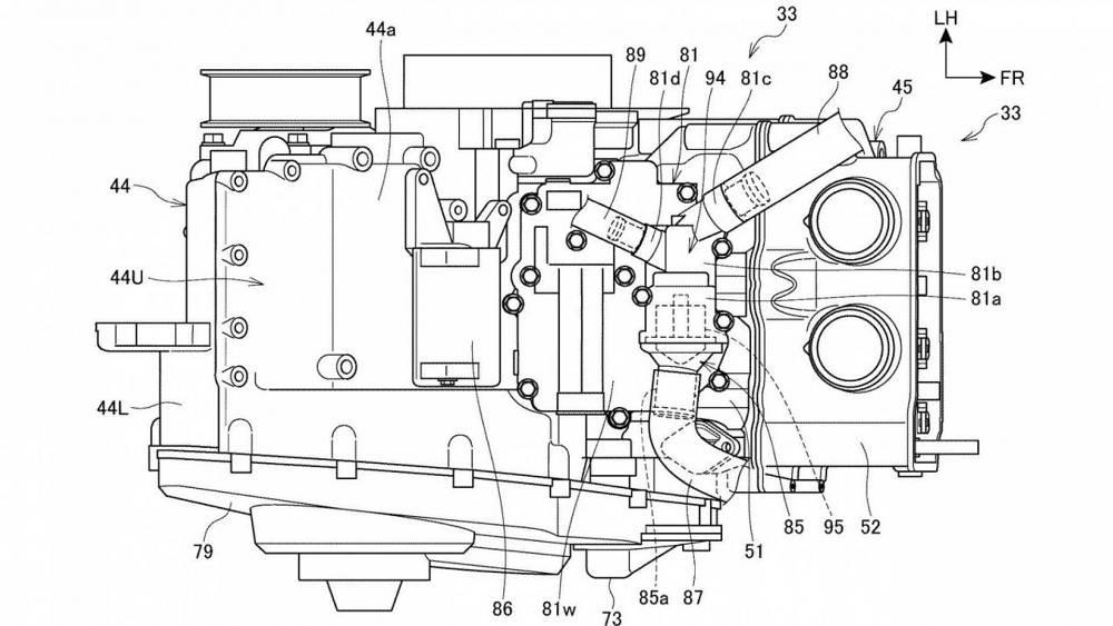 All New Honda NC750 2021 Eng