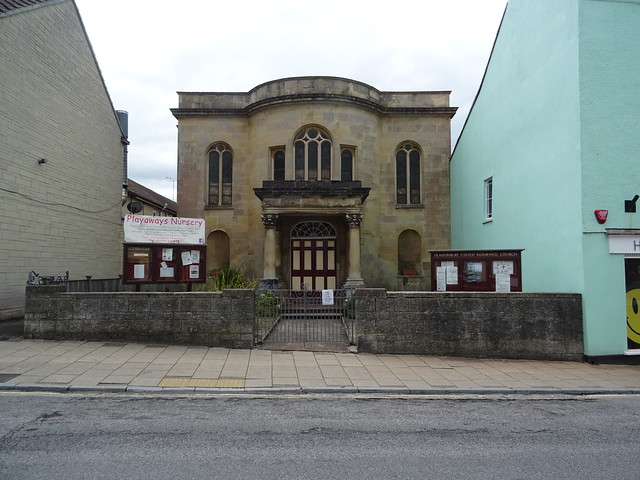 Glastonbury (Congregational Church ) URC Church, High Street, Glastonbury BA6 9DZ