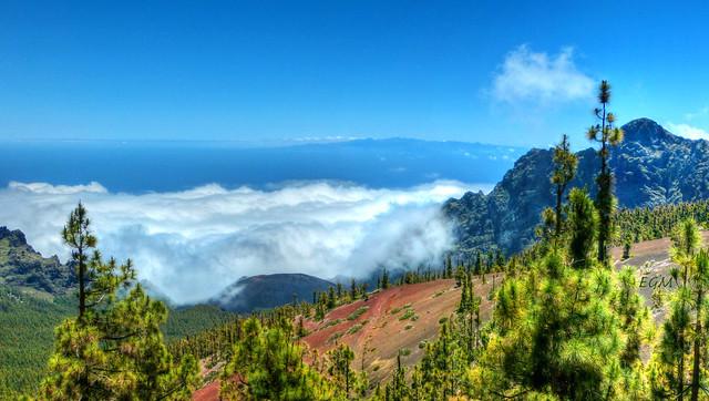 Gran Canaria desde Tenerife