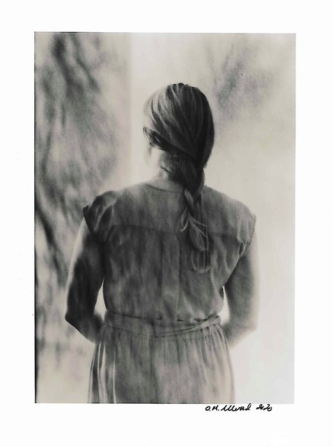 Ida ChristinA photo from my darkroom.