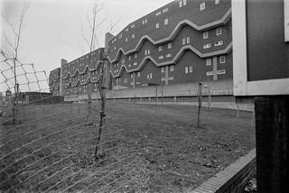 Flats, Coldharbour Lane, Brixton, Lambeth, 1987 87-2p-41-positive_2400