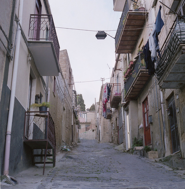 the saddest town in Sicily