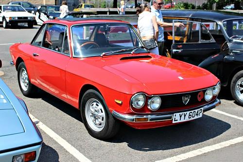 lancia italy italia 1970s fulvia sportscar coventry2016 lyy604p
