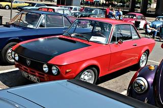 080 Lancia Fulvia (2nd Series) 1.3S Monte Carlo Cpoupe (1973) VNP 780 L