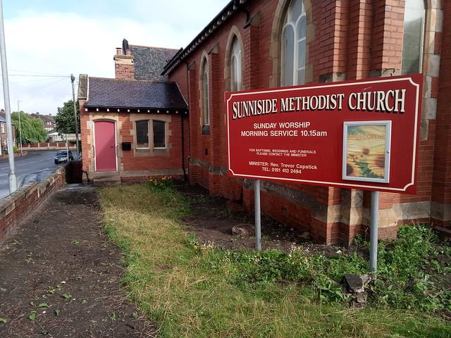 Sunniside Church Garden June 20