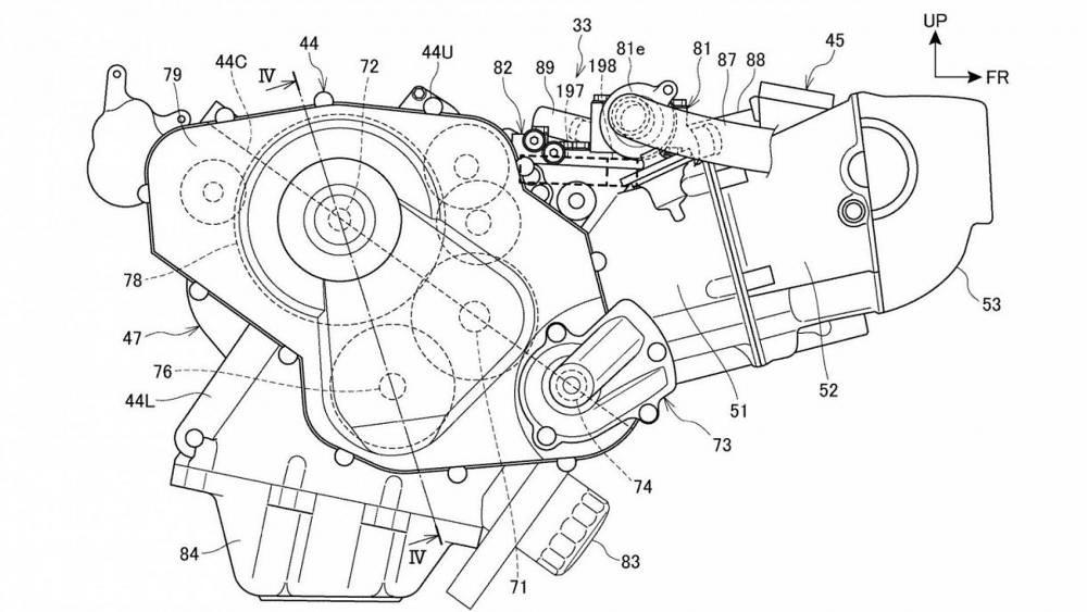 All New Honda NC750 2021 Case