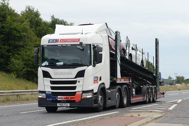 BCA Automotive - PN19 FGU - A47 Norwich