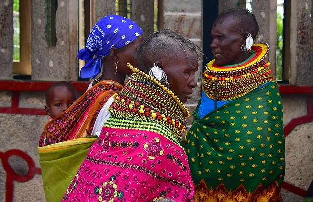 Kenya- Lonyengalani- Turkana region