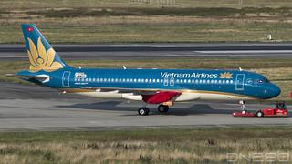 Vietnam Airlines A320-272N msn 10098 F-WWDG