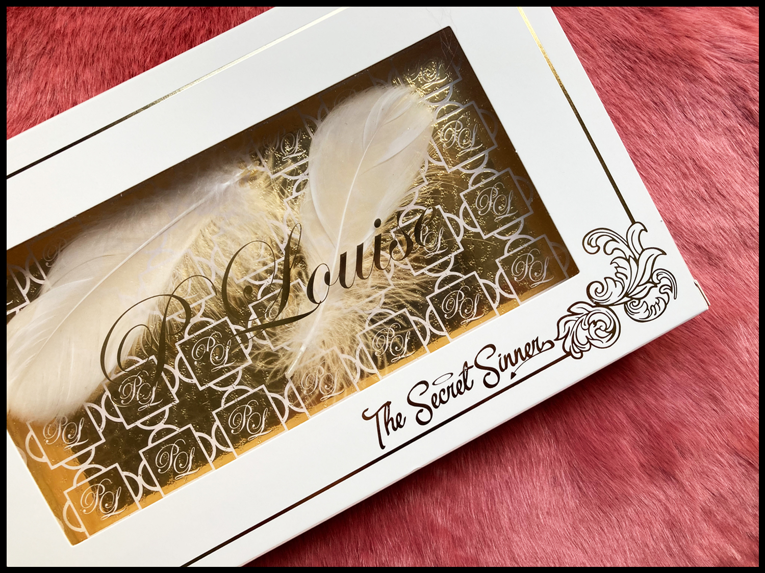 P.Louise Secret Sinner Palette: Review + Swatches + 3 Make Up Looks - 1