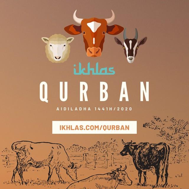 Qurban Dengan IKHLAS