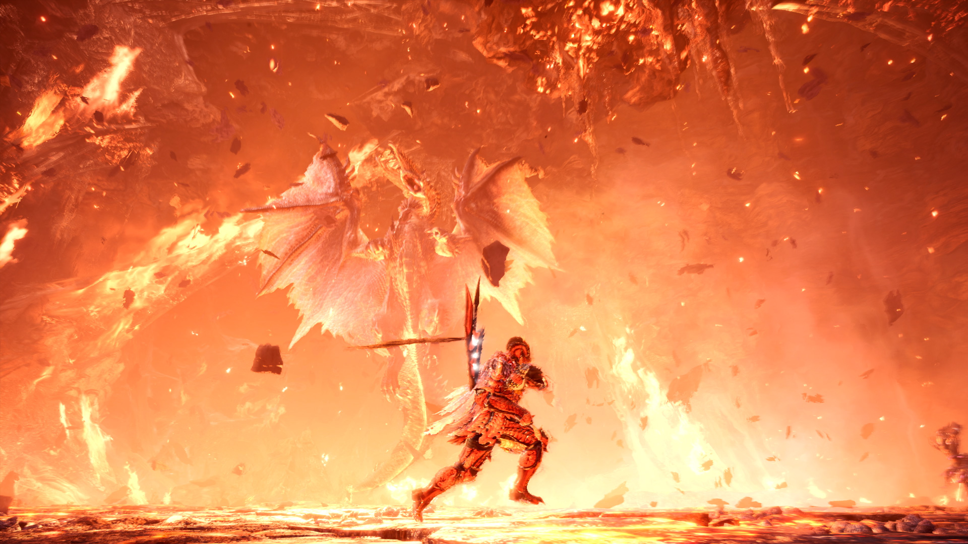 Alatreon Brings A Storm Of Elements To Monster Hunter World Iceborne July 9 Playstation Blog