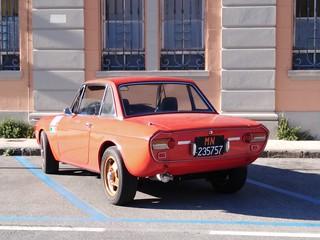Lancia Fulvia Coupe ' HF 1600