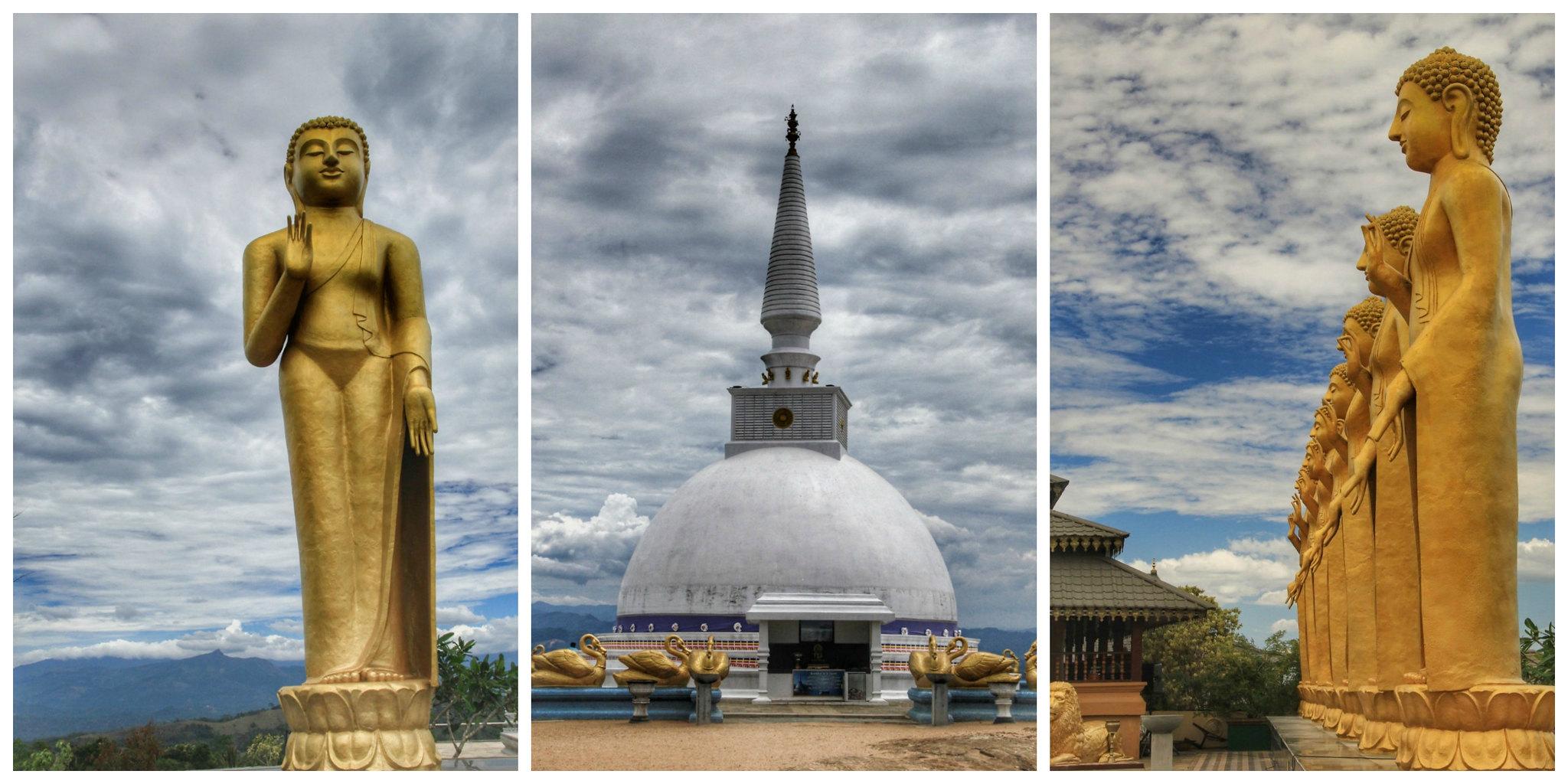 Nelligala International Buddhist Centre, Kandy