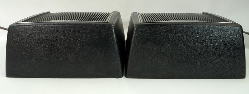 RD29659 Vintage 1968 Pioneer Car Stereo Speaker System TS-20 Pair in Original Box DSC08663