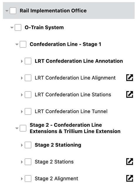 geoOttawa beta - Rail Implementation Office