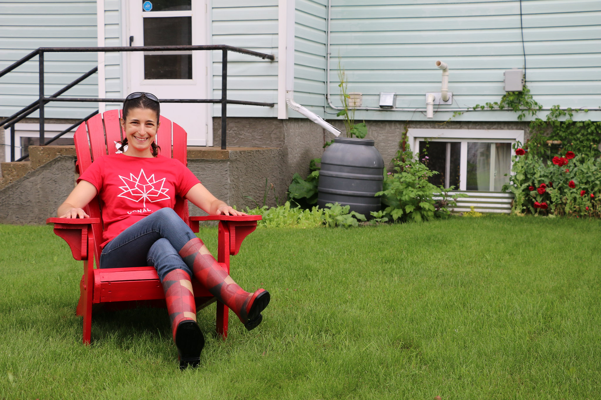 Canada at Home (SOTC 362/365)