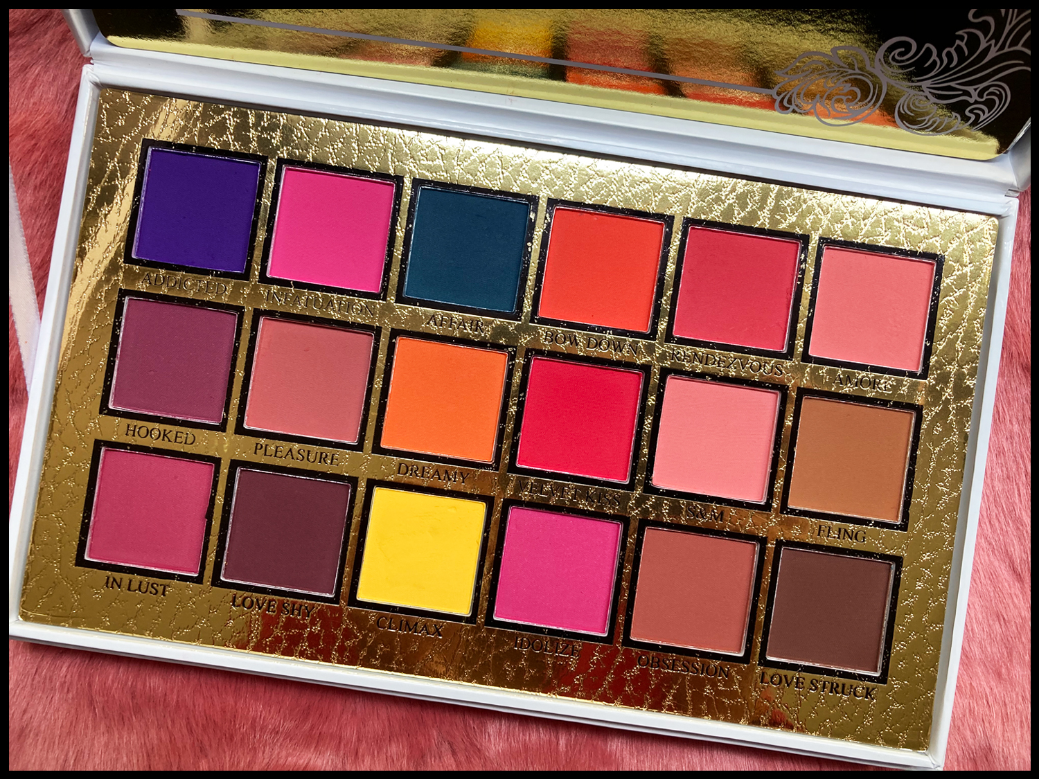 P.Louise Secret Sinner Palette: Review + Swatches + 3 Make Up Looks - 3
