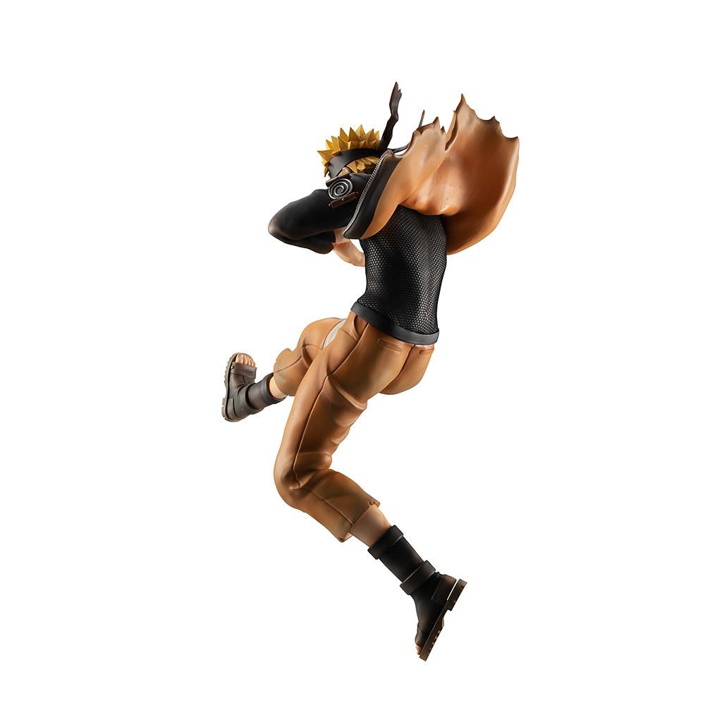 筆直向前!絕不會違背自己的誓言!G.E.M.系列《火影忍者疾風傳》漩渦鳴人 忍界大戰Ver.(NARUTO-ナルト- 疾風伝 うずまきナルト 忍界大戦Ver.)