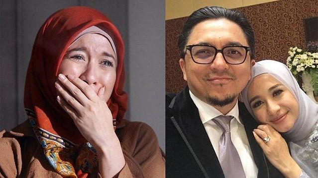 Laudya Cynthia Bella Akui Sudah Bercerai dengan Engku Emran