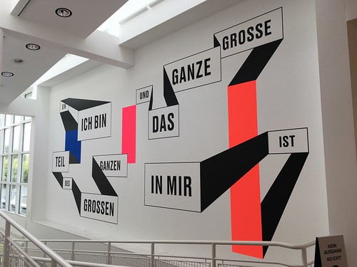 À propros. Anette Lenz in Frankfurt