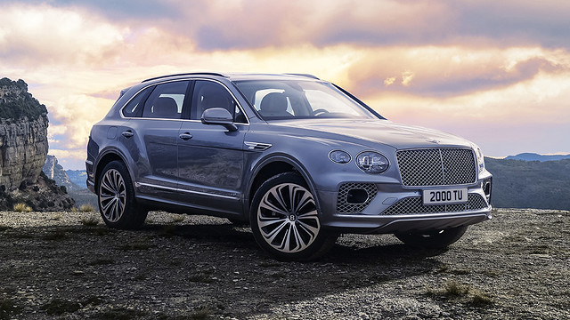 New Bentayga - Hallmark - 1 - Hero