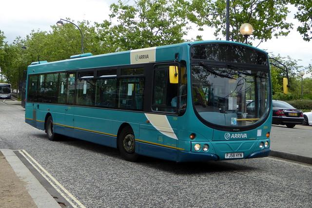 3904 / FJ58 HYN - Volvo B7RLE / Wright Eclipse Urban - Arriva The Shires - Central Milton Keynes - 30Jun20