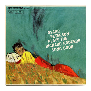 Oscar Peterson Plays The Richard Rodgers Songbook
