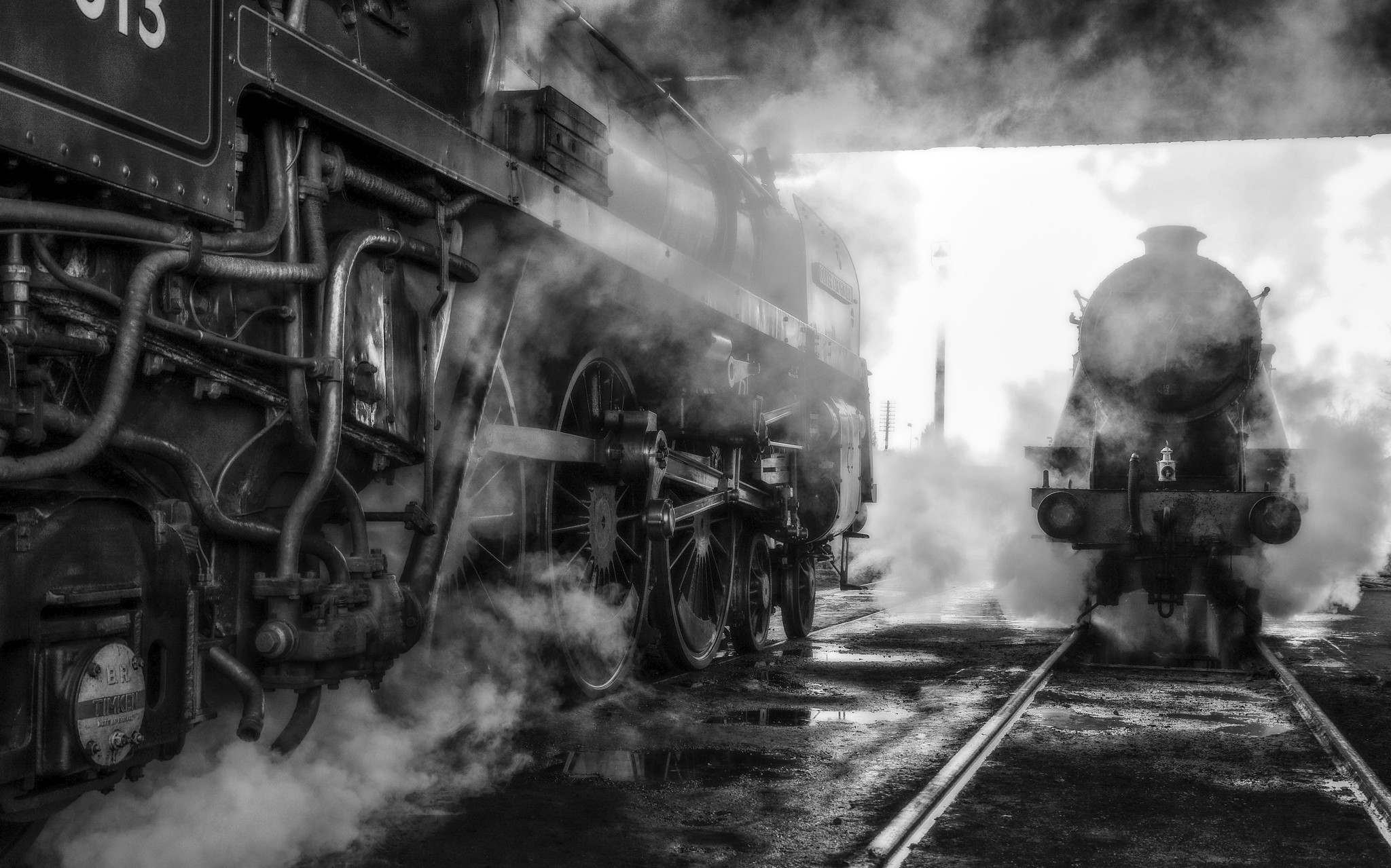 Smoke and Steam - Number 2