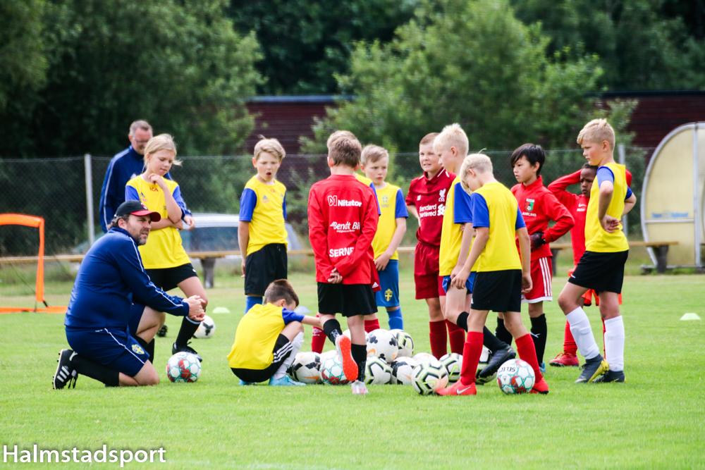 Oskarströms IS Fotbollskola