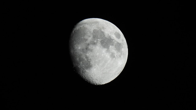 Unser Mond - Our Moon